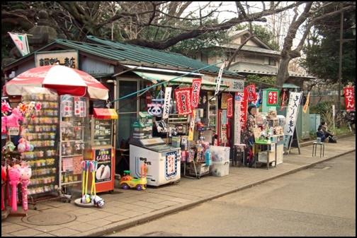 売店の画像