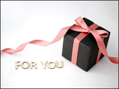 プレゼントBOXの画像