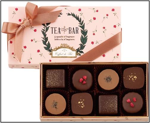 TEA BARの画像