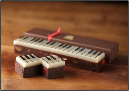 ジャズ羊羹Chocolatの画像