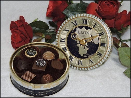 モロゾフ アンバサダーのバレンタインチョコレートの画像