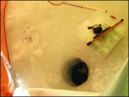 ワカサギ釣りの道具画像