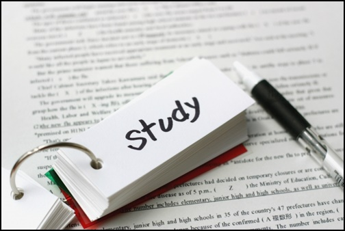 studyの単語帳の画像