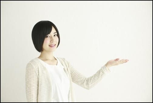 おすすめの息抜き方法をご紹介する女子高生の画像