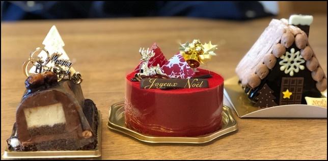 ケーキの家の画像