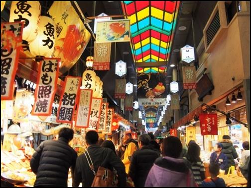 錦市場の画像