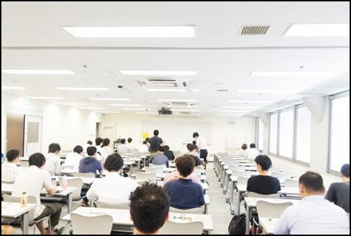 試験会場の画像