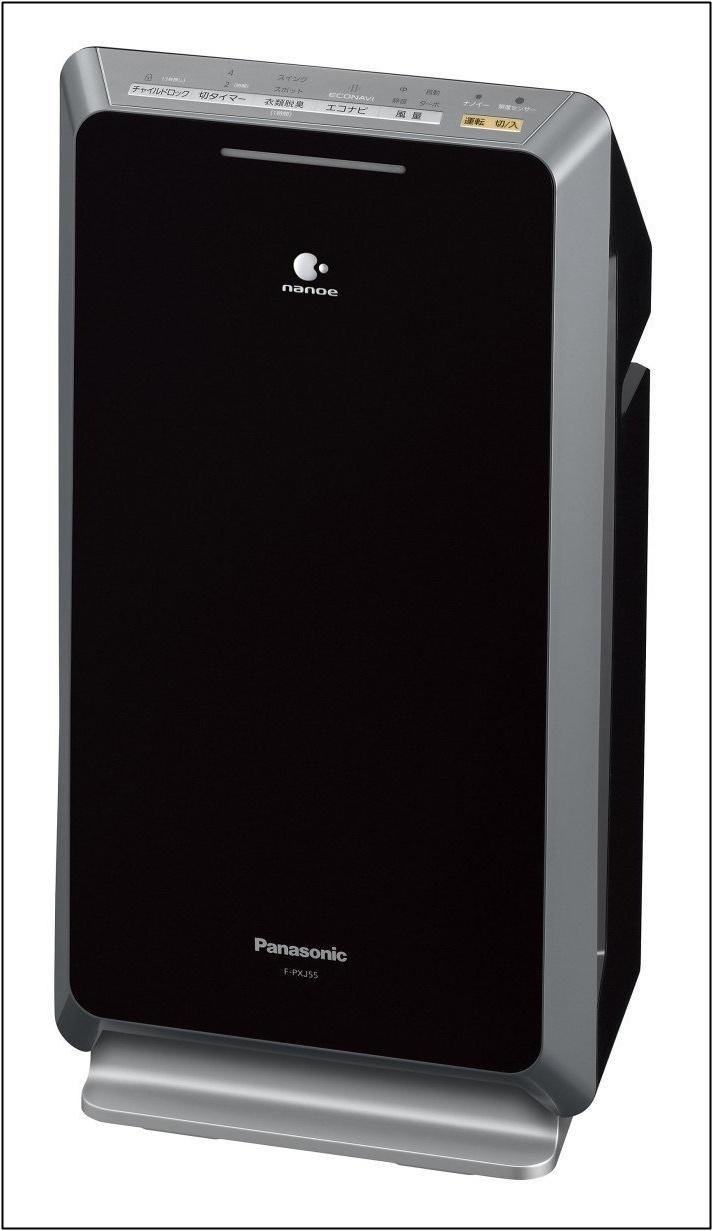 パナソニックの空気洗浄機!F-PXL55-Kの画像
