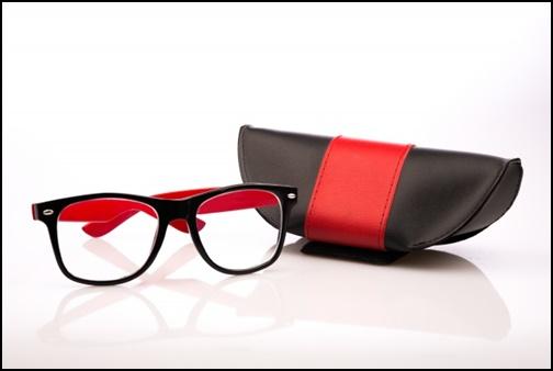 メガネケースの画像