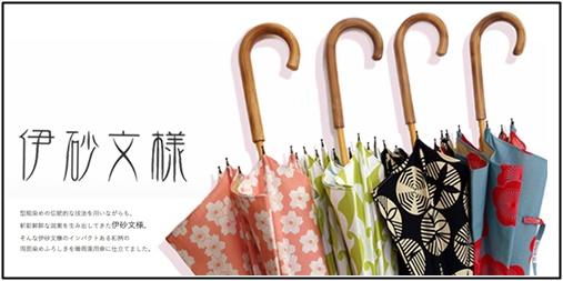 小宮商店の雨傘の画像