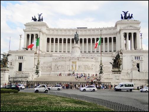 イタリア ヴェネチア広場の画像