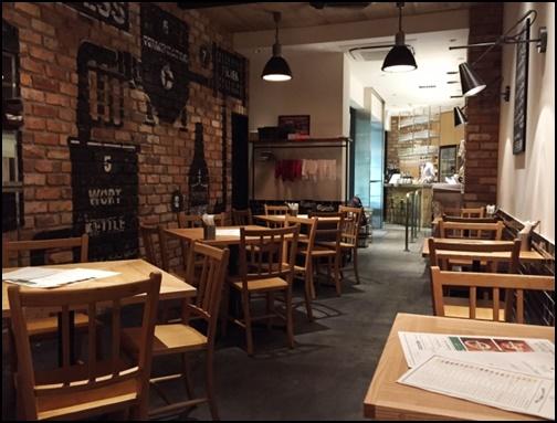 レストランの画像