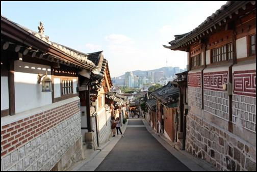 北村韓屋村の画像