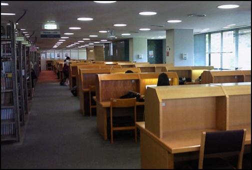 名古屋大学の図書館の画像