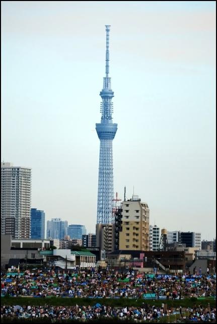 隅田川花火大会の画像
