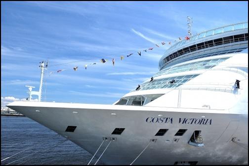 クルーズ船の画像