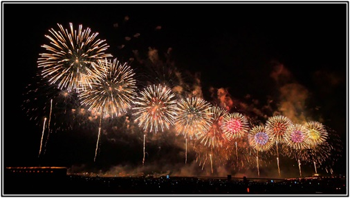長岡花火大会の画像