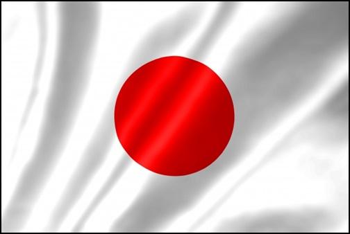 日本国旗の画像