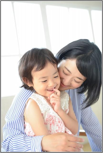 母親と幼児の画像1