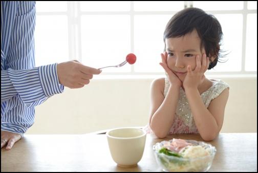 2歳児のイヤイヤ期の画像