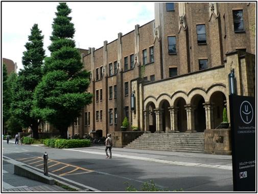 外国の大学の画像