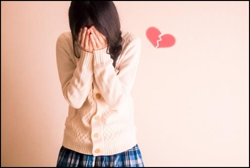 失恋の画像