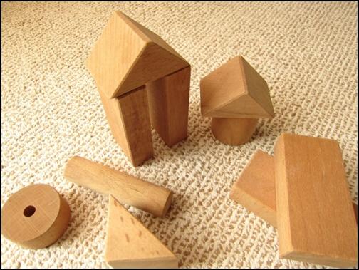 積み木の画像
