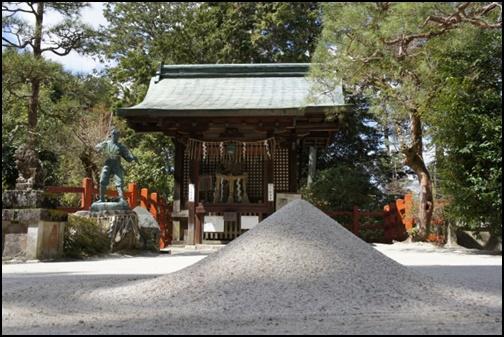 八大神社の画像