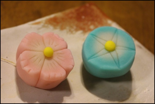 京菓子の画像