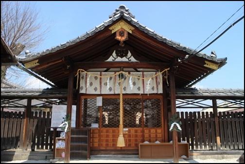 櫟谷七野神社の画像