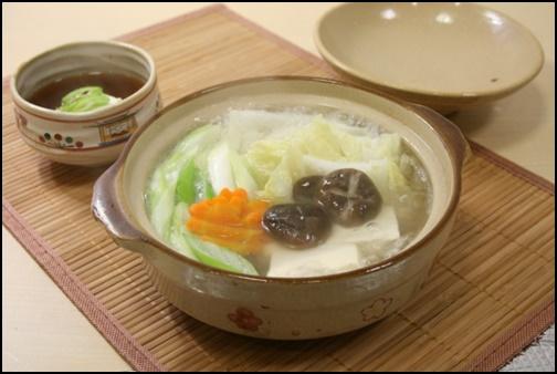 湯豆腐の画像