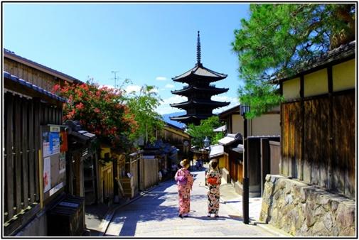 京都女子旅の画像