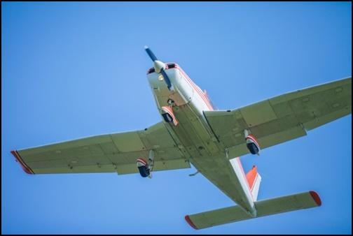 セスナ機の画像