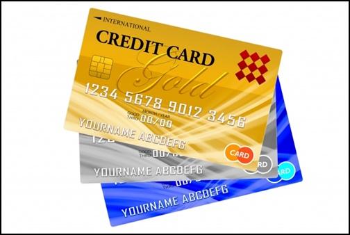 クレジットカードの画像