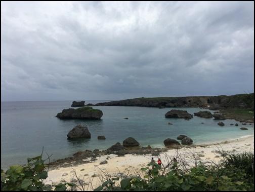 中の島ビーチの画像