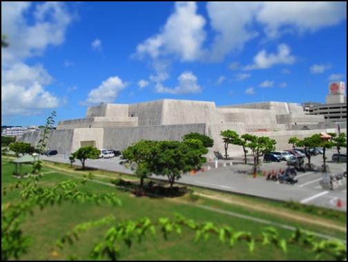 沖縄県立博物館・美術館の画像