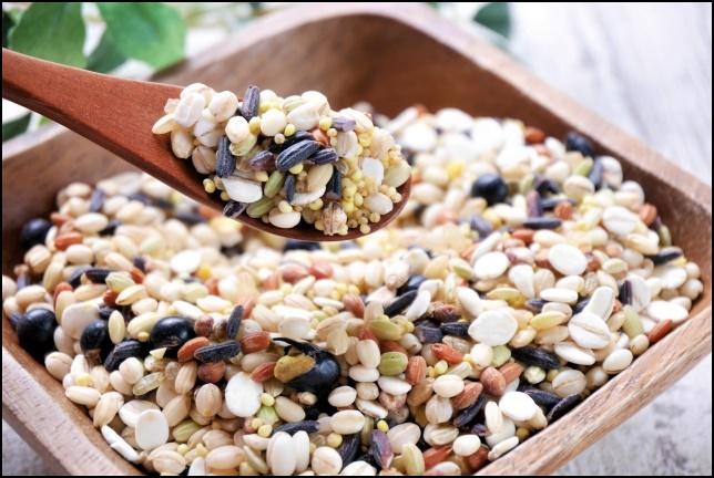 十六穀米の画像