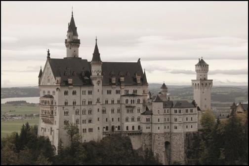 ノイシュヴァンシュタイン城の画像