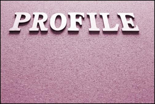 プロフィールの画像