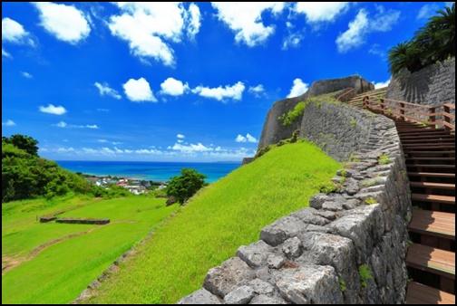 沖縄の世界遺産の画像