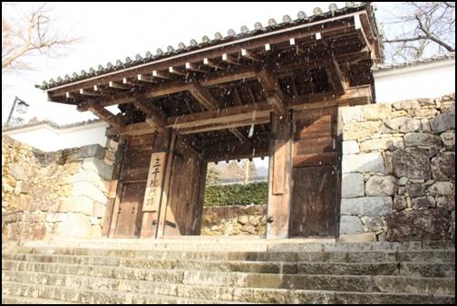三千院の門の画像