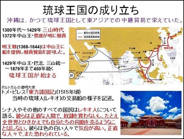 王国 歴史 琉球