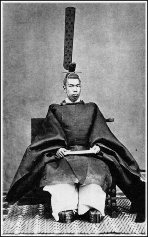 明治天皇の画像