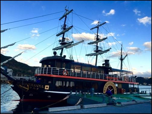 黒船の画像