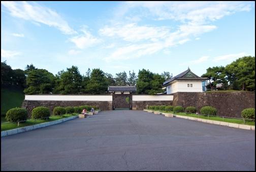 外桜田門の画像