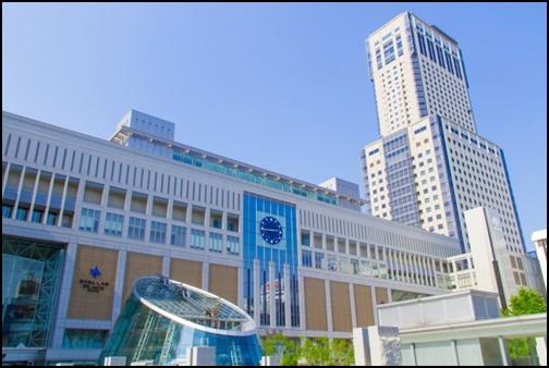 札幌駅の画像