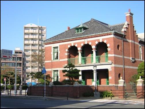 旧イギリス領事館の画像