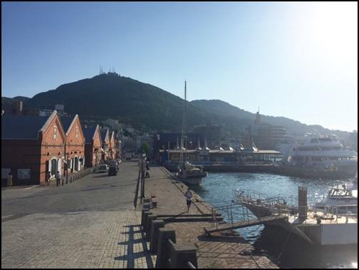 函館港の画像