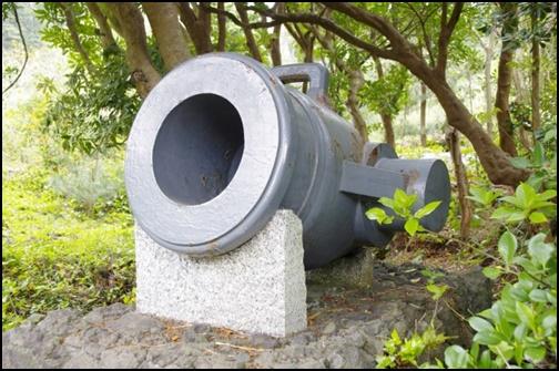 江渡時代の大砲の画像