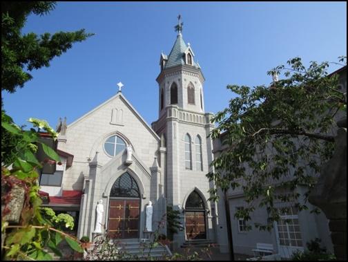 カトリック元町教会の画像